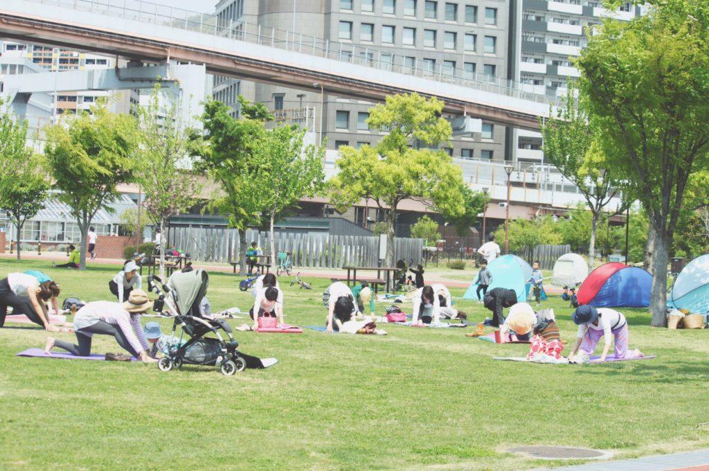 10/21 ヨガピクニック 神戸 @ 神戸 みなとのもり公園 | 神戸市 | 兵庫県 | 日本